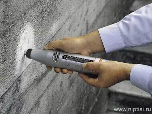 неразрушающие методы испытания бетона